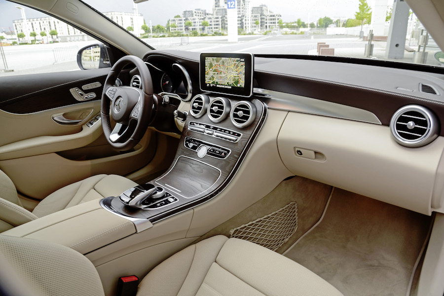 mercedes benz c class w205 c 200 136 hp bluetec. Black Bedroom Furniture Sets. Home Design Ideas